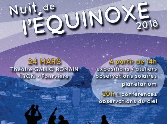 Nuit de l'Equinoxe 2018